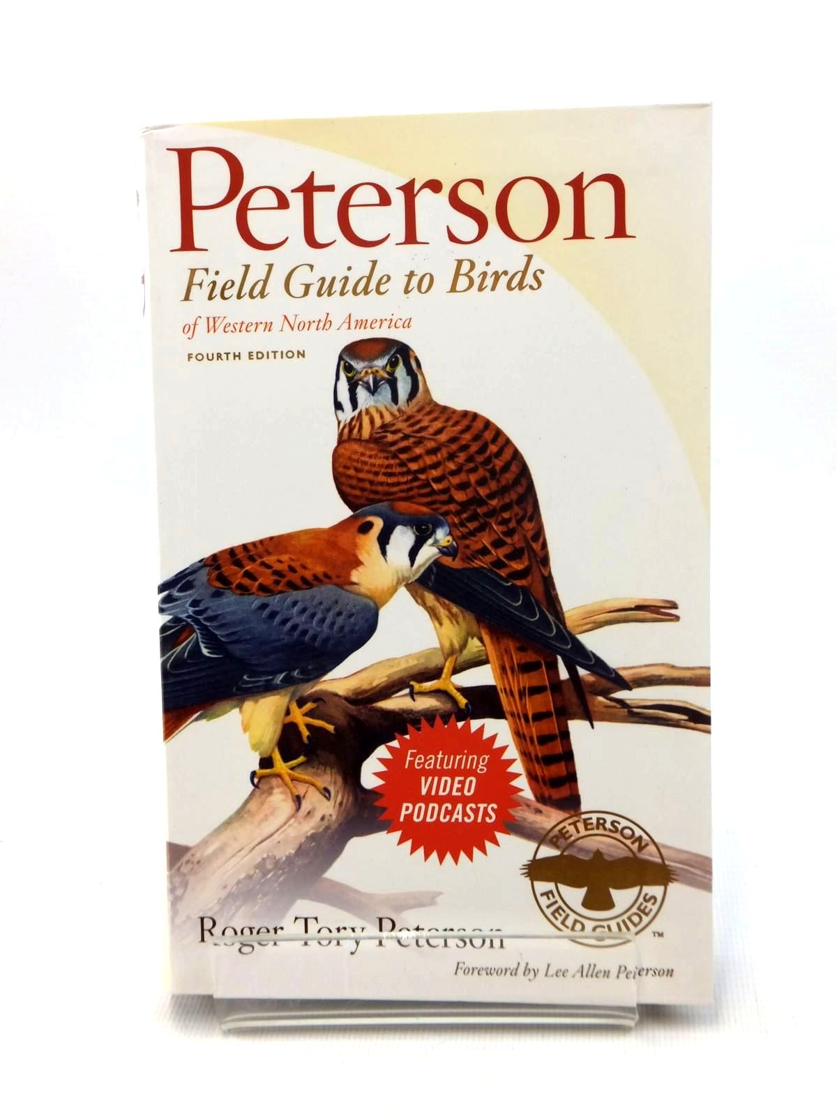 Photo of PETERSON FIELD GUIDE TO BIRDS OF WESTERN NORTH AMERICA written by Peterson, Roger Tory published by Houghton Mifflin Harcourt (STOCK CODE: 1208759)  for sale by Stella & Rose's Books