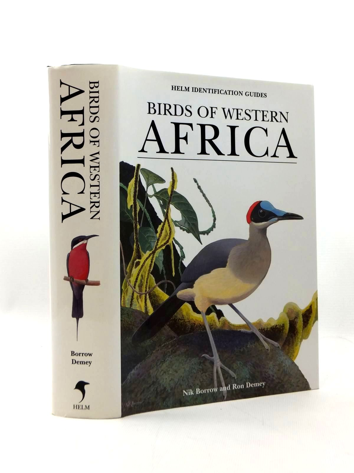 Photo of BIRDS OF WESTERN AFRICA written by Demey, Ron illustrated by Borrow, Nik published by Christopher Helm (STOCK CODE: 1208770)  for sale by Stella & Rose's Books