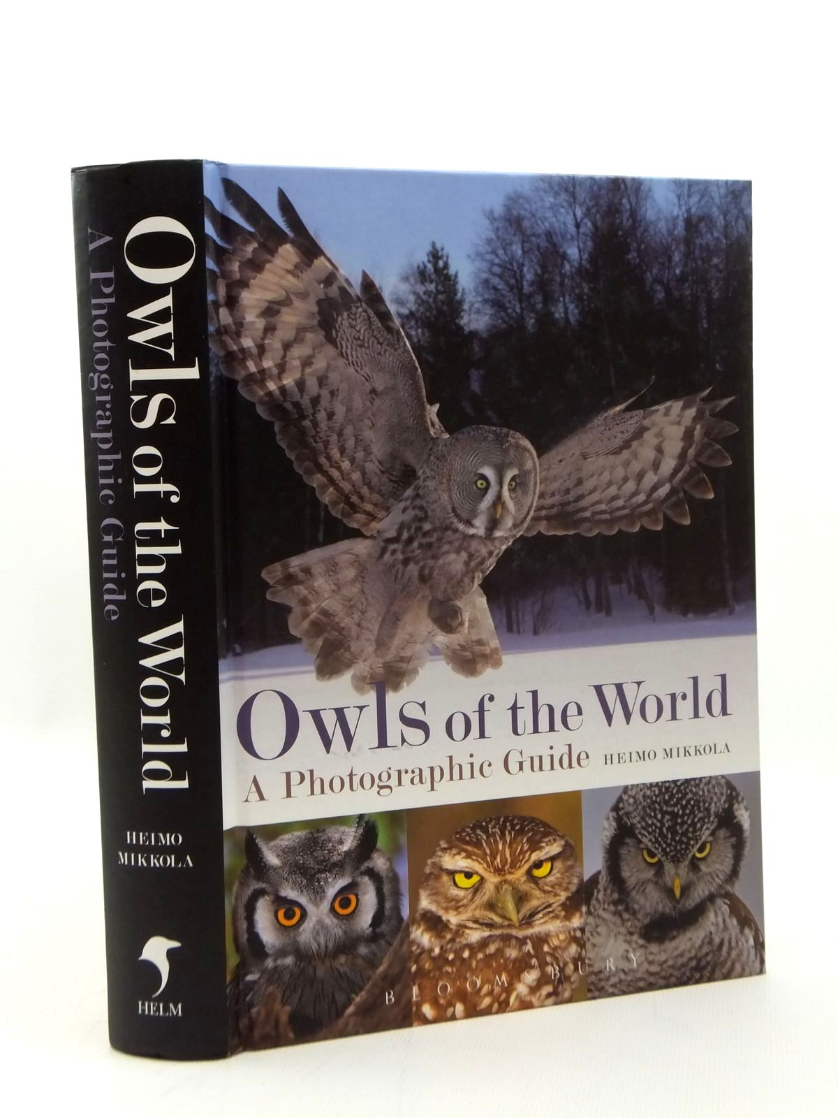 Photo of OWLS OF THE WORLD written by Mikkola, Heimo published by Christopher Helm (STOCK CODE: 1208772)  for sale by Stella & Rose's Books