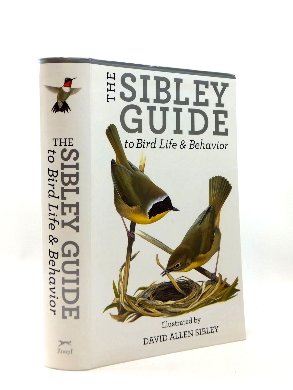 Photo of THE SIBLEY GUIDE TO BIRDLIFE AND BEHAVIOR written by Sibley, David Allen<br />Elphick, Chris<br />Dunning, John B. illustrated by Sibley, David Allen published by Alfred A. Knopf (STOCK CODE: 1208776)  for sale by Stella & Rose's Books