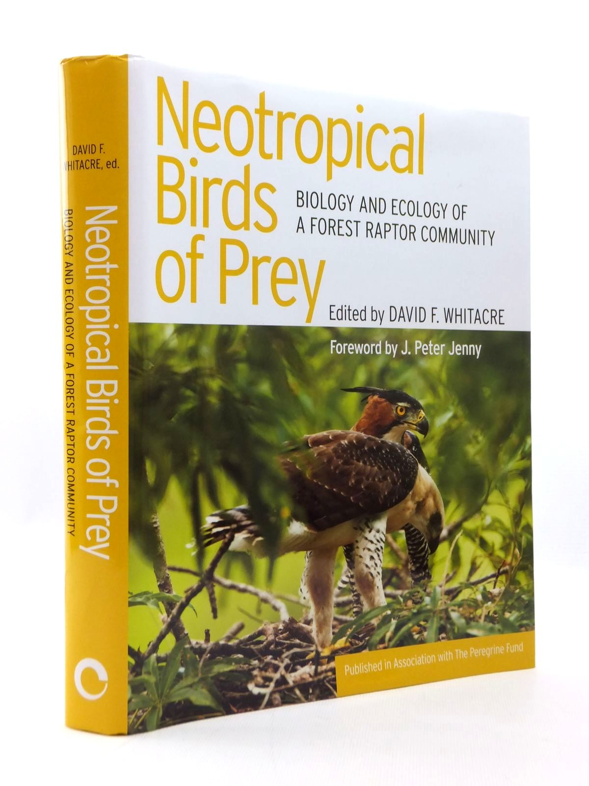 Photo of NEOTROPICAL BIRDS OF PREY written by Whitacre, David<br />et al, published by Comstock Publishing Associates, Cornell University Press (STOCK CODE: 1208779)  for sale by Stella & Rose's Books