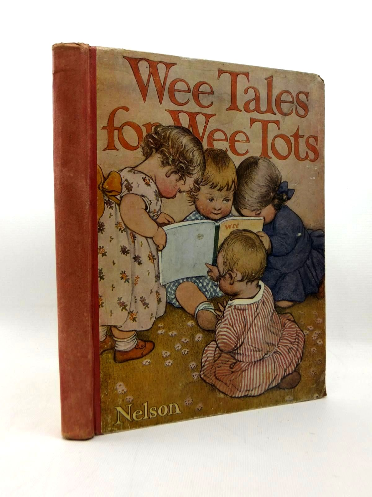 Photo of WEE TALES FOR WEE TOTS published by Thomas Nelson and Sons Ltd. (STOCK CODE: 1208814)  for sale by Stella & Rose's Books