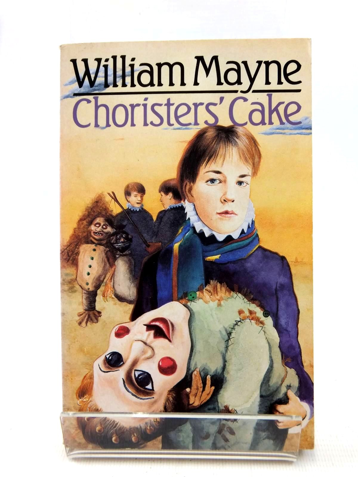 Photo of CHORISTER'S CAKE written by Mayne, William illustrated by Hodges, C. Walter published by Jade Publishers (STOCK CODE: 1208835)  for sale by Stella & Rose's Books