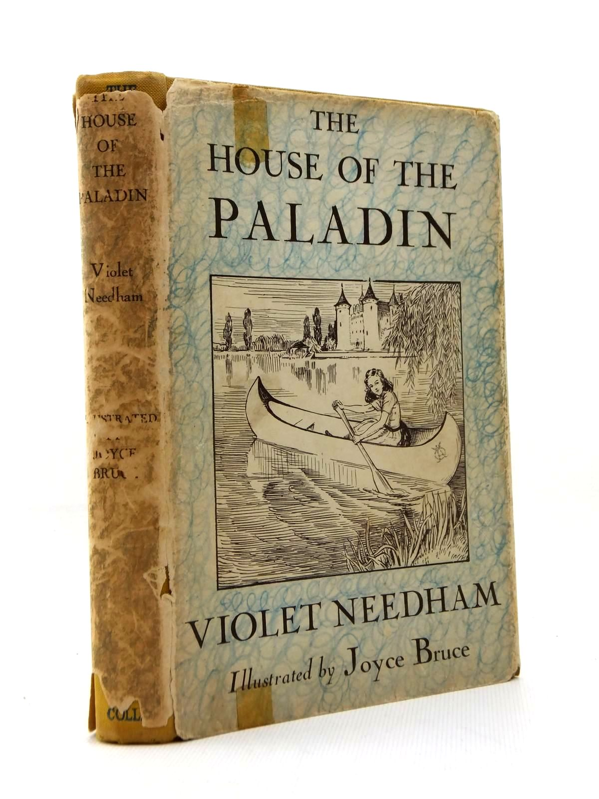 Photo of THE HOUSE OF THE PALADIN written by Needham, Violet illustrated by Bruce, Joyce published by Collins (STOCK CODE: 1208840)  for sale by Stella & Rose's Books