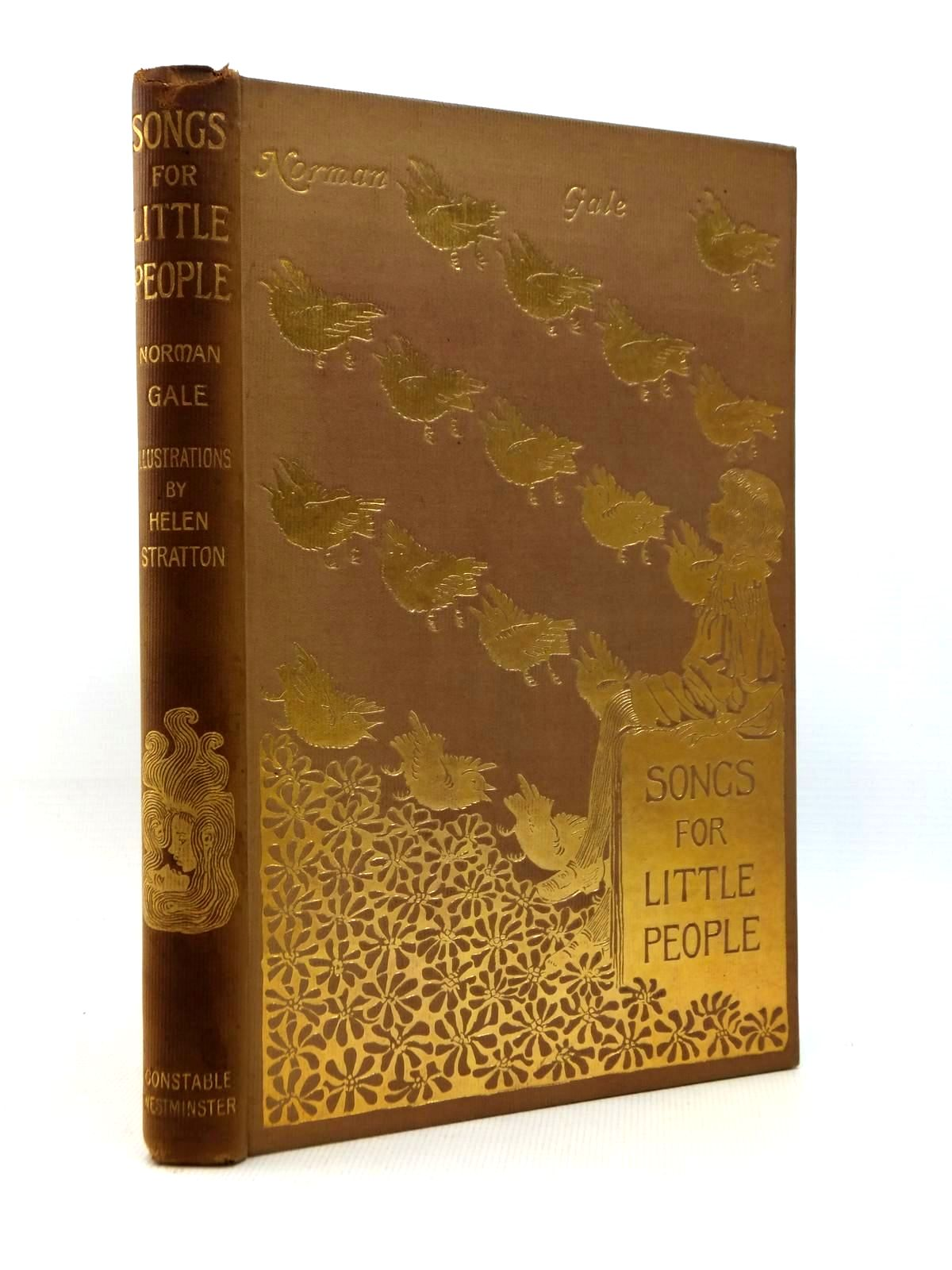 Photo of SONGS FOR LITTLE PEOPLE written by Gale, Norman illustrated by Stratton, Helen published by Archibald Constable & Company (STOCK CODE: 1208842)  for sale by Stella & Rose's Books