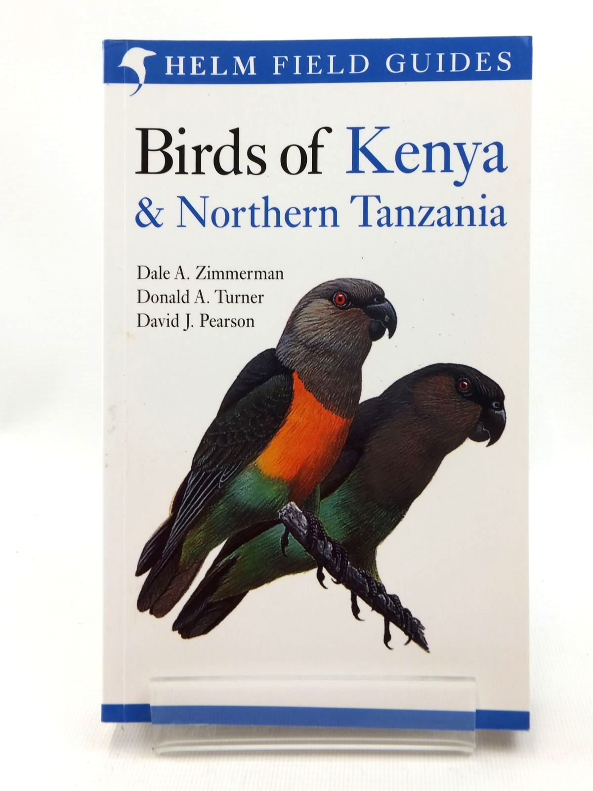 Photo of BIRDS OF KENYA & NORTHERN TANZANIA written by Zimmerman, Dale A.<br />Turner, Donald A.<br />Pearson, David J. published by Christopher Helm (STOCK CODE: 1208844)  for sale by Stella & Rose's Books