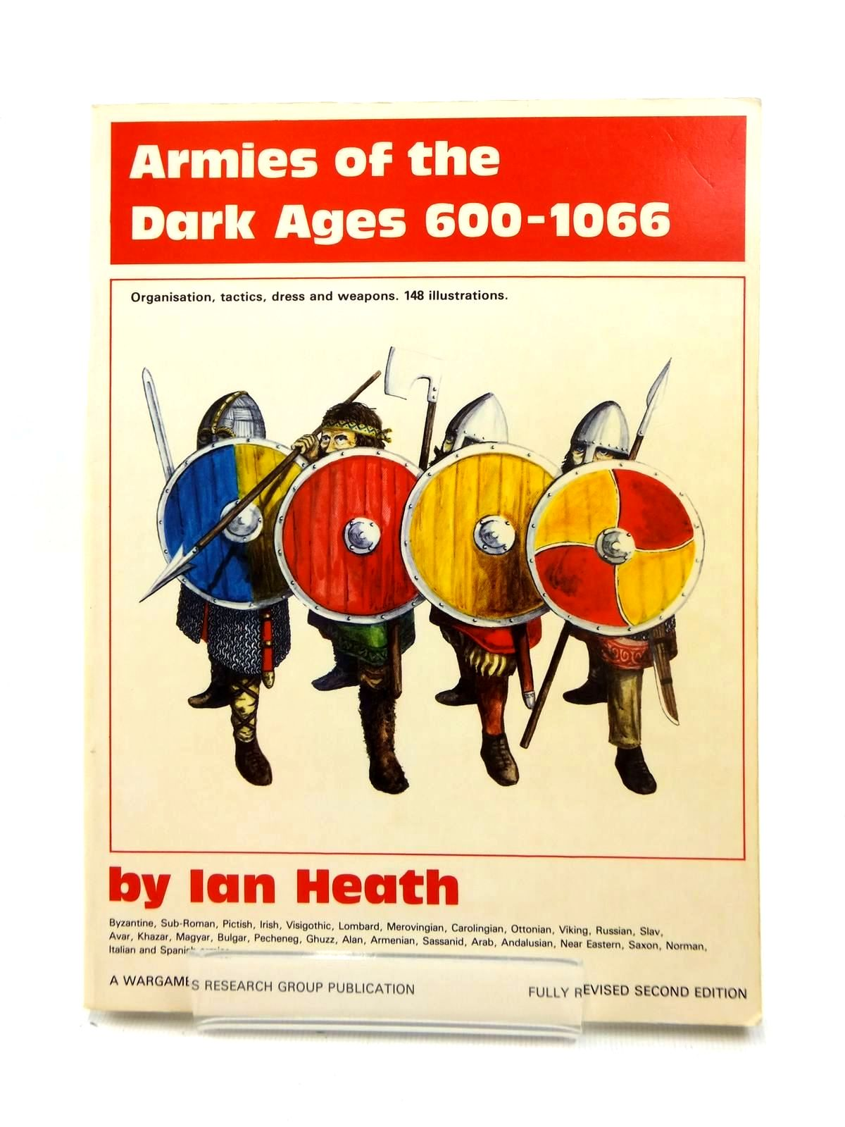 Photo of ARMIES OF THE DARK AGES 600-1066