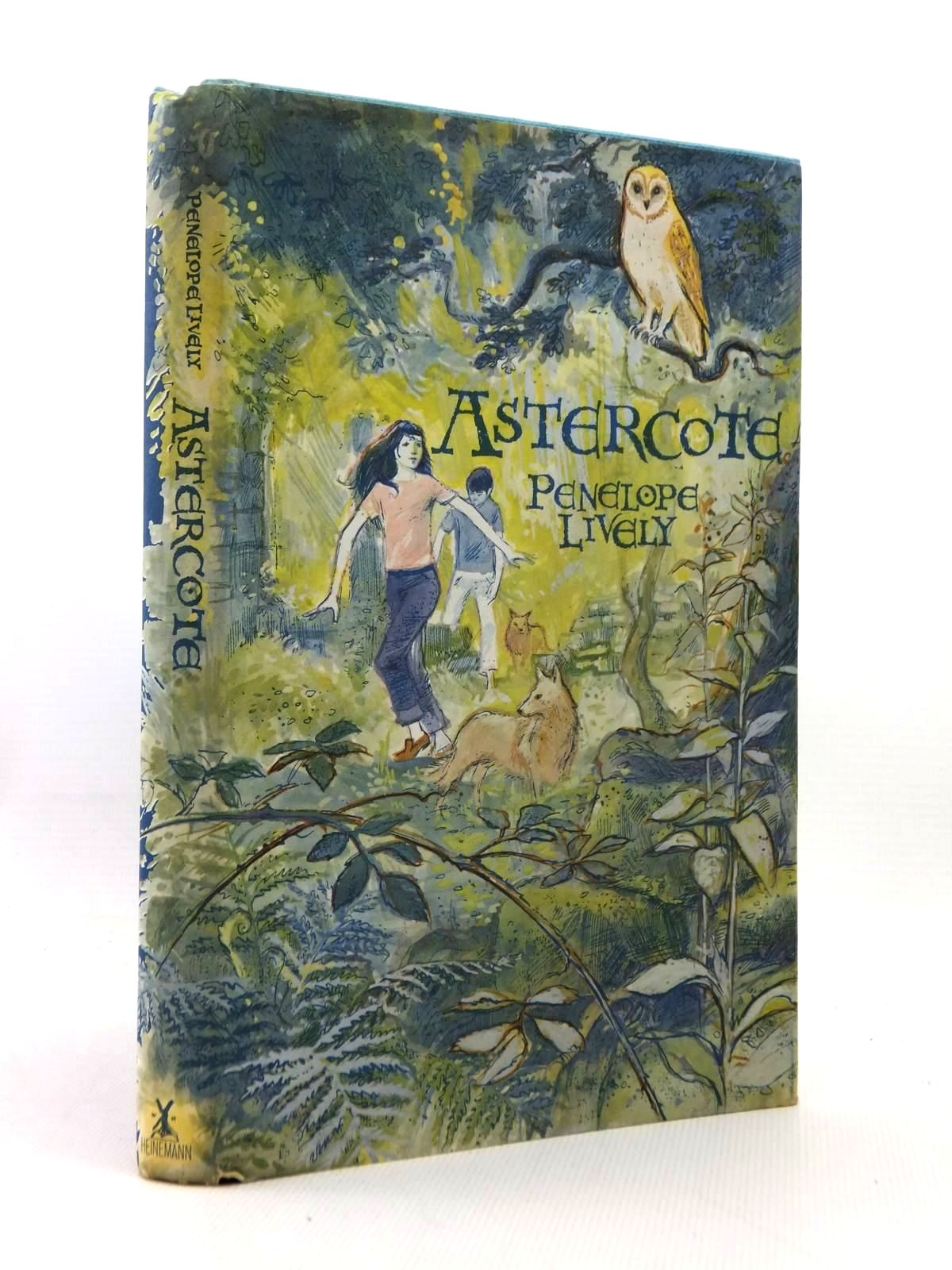 Photo of ASTERCOTE written by Lively, Penelope illustrated by Maitland, Antony published by Heinemann (STOCK CODE: 1208857)  for sale by Stella & Rose's Books