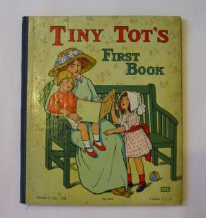 Photo of TINY TOT'S FIRST BOOK illustrated by Houghton, E.e.<br />et al.,  published by NISTER & CO. (STOCK CODE: 1301041)  for sale by Stella & Rose's Books