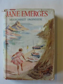 Photo of JANE EMERGES written by Ironside, Margaret illustrated by Cable, W. Lindsay published by Thomas Nelson and Sons Ltd. (STOCK CODE: 1301311)  for sale by Stella & Rose's Books