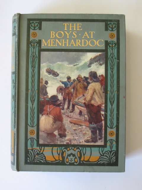 Photo of THE BOYS AT MENHARDOC written by Fenn, George Manville illustrated by Staniland, C.J. published by Blackie & Son Ltd. (STOCK CODE: 1302071)  for sale by Stella & Rose's Books