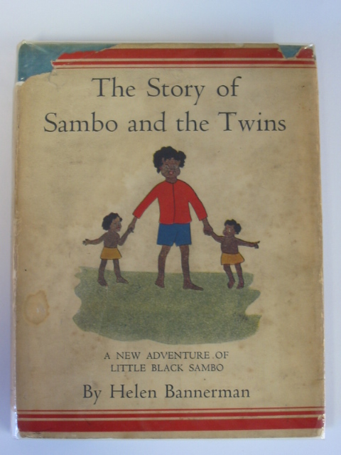 Photo of THE STORY OF SAMBO AND THE TWINS written by Bannerman, Helen illustrated by Bannerman, Helen published by Nisbet & Co. Ltd. (STOCK CODE: 1302137)  for sale by Stella & Rose's Books