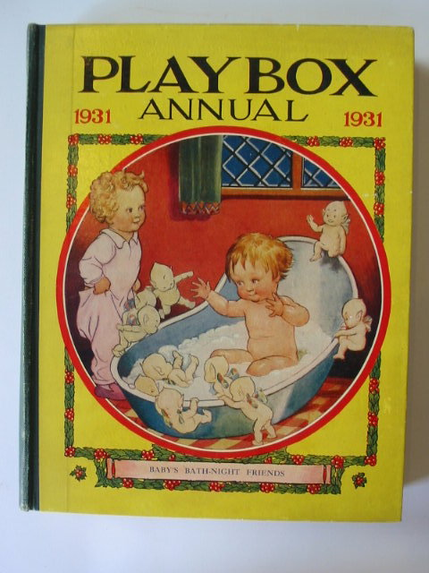 Photo of PLAYBOX ANNUAL 1931 published by The Amalgamated Press (STOCK CODE: 1302490)  for sale by Stella & Rose's Books