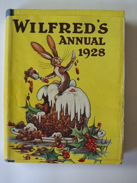 Photo of WILFRED'S ANNUAL 1928 illustrated by Anderson, Anne<br />Brisley, Nina K.<br />et al.,  published by Daily Mirror (STOCK CODE: 1302593)  for sale by Stella & Rose's Books