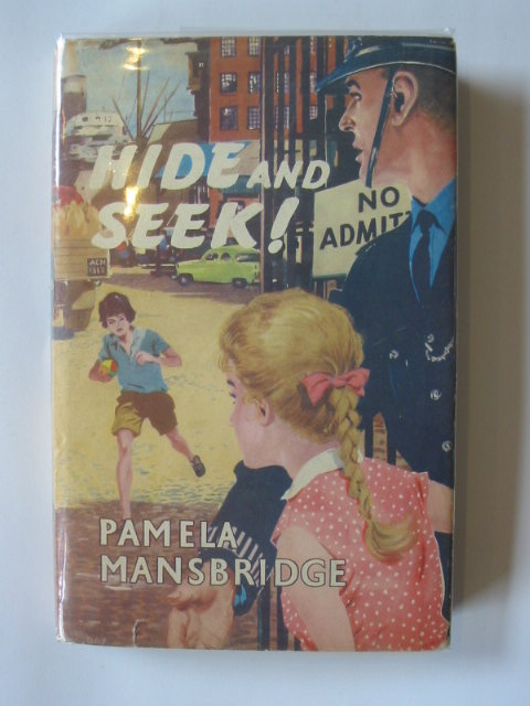Photo of HIDE AND SEEK! written by Mansbridge, Pamela illustrated by Day, G.R. published by Thomas Nelson and Sons Ltd. (STOCK CODE: 1302619)  for sale by Stella & Rose's Books