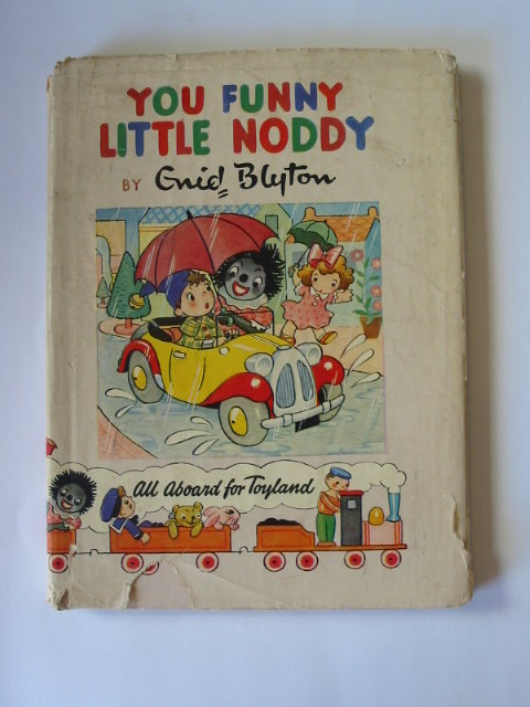 Photo of YOU FUNNY LITTLE NODDY!- Stock Number: 1302747