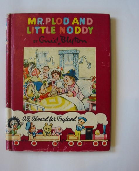 Photo of MR. PLOD AND LITTLE NODDY- Stock Number: 1302925