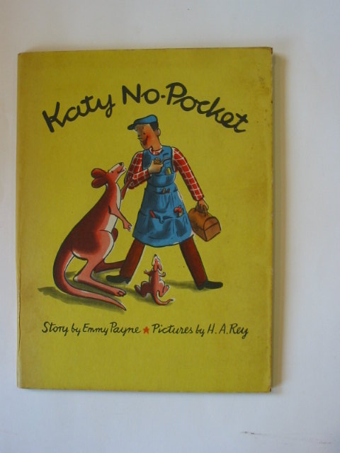 Photo of KATY NO-POCKET written by Payne, Emmy illustrated by Rey, H.A. published by Folding Books Ltd. (STOCK CODE: 1303018)  for sale by Stella & Rose's Books