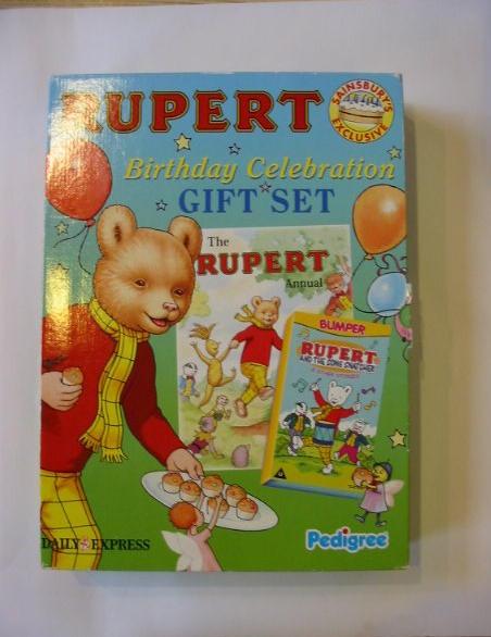 Photo of RUPERT BIRTHDAY CELEBRATION GIFT SET