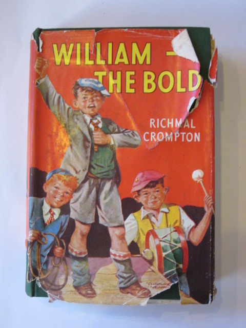 Photo of WILLIAM THE BOLD written by Crompton, Richmal illustrated by Henry, Thomas published by George Newnes Limited (STOCK CODE: 1303815)  for sale by Stella & Rose's Books