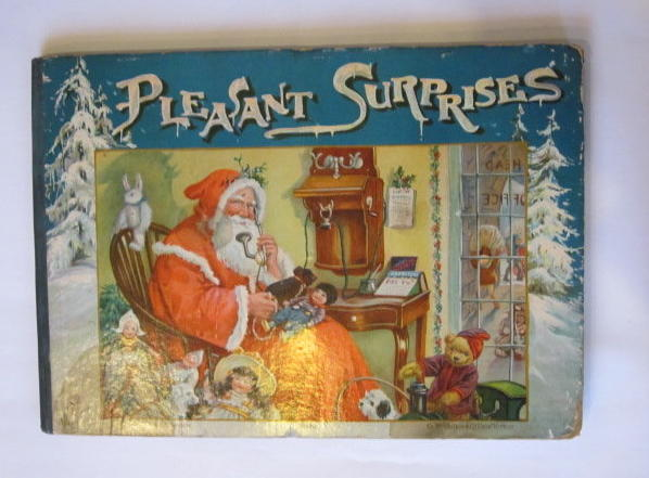 Photo of PLEASANT SURPRISES written by Braine, Sheila E. published by Ernest Nister (STOCK CODE: 1303866)  for sale by Stella & Rose's Books