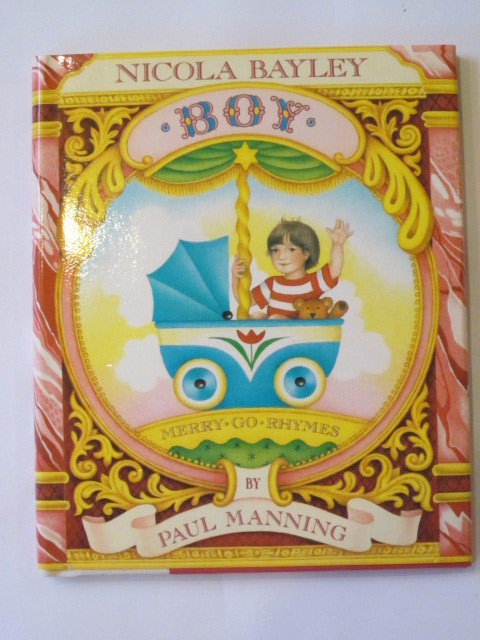 Photo of BOY written by Manning, Paul illustrated by Bayley, Nicola published by Macmillan Publishing Co. (STOCK CODE: 1303977)  for sale by Stella & Rose's Books