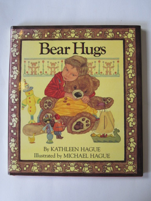 Photo of BEAR HUGS written by Hague, Kathleen illustrated by Hague, Michael published by Methuen Children's Books (STOCK CODE: 1304743)  for sale by Stella & Rose's Books