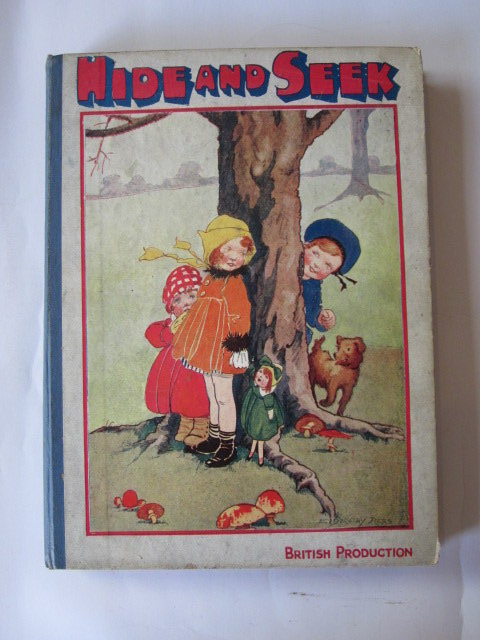 Photo of HIDE AND SEEK written by Chaundler, Christine<br />Rutley, Cecily M.<br />et al,  illustrated by Wain, Louis<br />Rees, E. Dorothy<br />Anderson, Anne<br />et al.,  published by Lewis's Ltd. (STOCK CODE: 1305221)  for sale by Stella & Rose's Books
