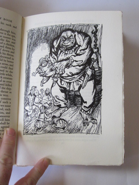 Photo of THE ARTHUR RACKHAM FAIRY BOOK written by Perrault, Charles<br />Andersen, Hans Christian<br />et al,  illustrated by Rackham, Arthur published by George G. Harrap & Co. Ltd. (STOCK CODE: 1305338)  for sale by Stella & Rose's Books