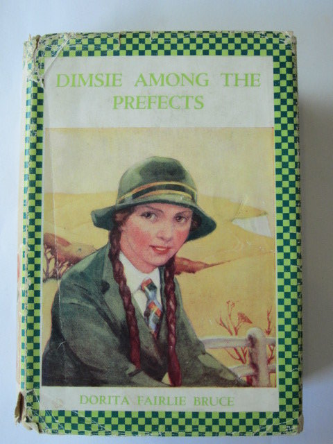 Photo of DIMSIE AMONG THE PREFECTS written by Bruce, Dorita Fairlie published by Humphrey Milford, Oxford University Press (STOCK CODE: 1305446)  for sale by Stella & Rose's Books