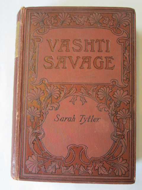 Photo of VASHTI SAVAGE written by Tytler, Sarah published by S.W. Partridge & Co. (STOCK CODE: 1305467)  for sale by Stella & Rose's Books
