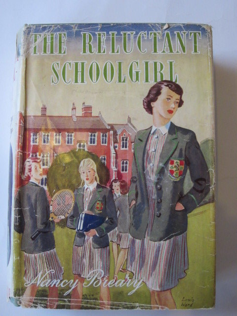Photo of THE RELUCTANT SCHOOLGIRL written by Breary, Nancy illustrated by Ward, Louis published by Blackie & Son Ltd. (STOCK CODE: 1305921)  for sale by Stella & Rose's Books