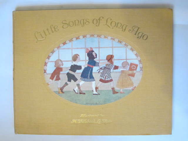 Photo of LITTLE SONGS OF LONG AGO written by Moffat, Alfred illustrated by Willebeek Le Mair, Henriette published by Augener Ltd. (STOCK CODE: 1306125)  for sale by Stella & Rose's Books