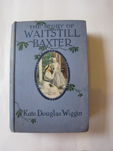 Photo of THE STORY OF WAITSTILL BAXTER written by Wiggin, Kate Douglas illustrated by Brett, H.M. published by Hodder & Stoughton (STOCK CODE: 1306254)  for sale by Stella & Rose's Books