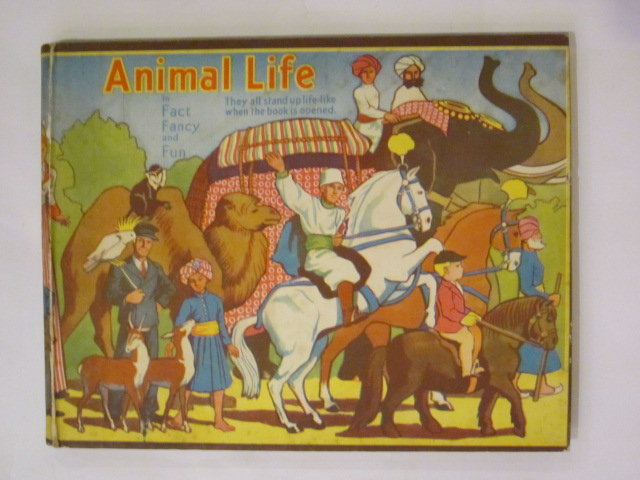 Photo of ANIMAL LIFE IN FACT, FANCY AND FUN written by Giraud, S. Louis published by Daily Sketch & Sunday Graphic Ltd. (STOCK CODE: 1306719)  for sale by Stella & Rose's Books