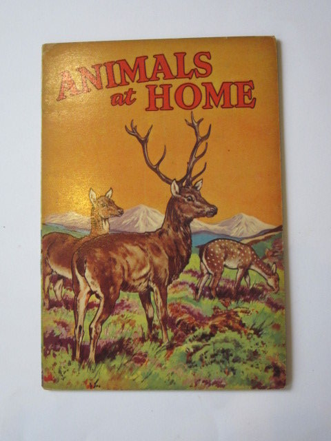 Photo of ANIMALS AT HOME published by Juvenile Productions Ltd. (STOCK CODE: 1307373)  for sale by Stella & Rose's Books