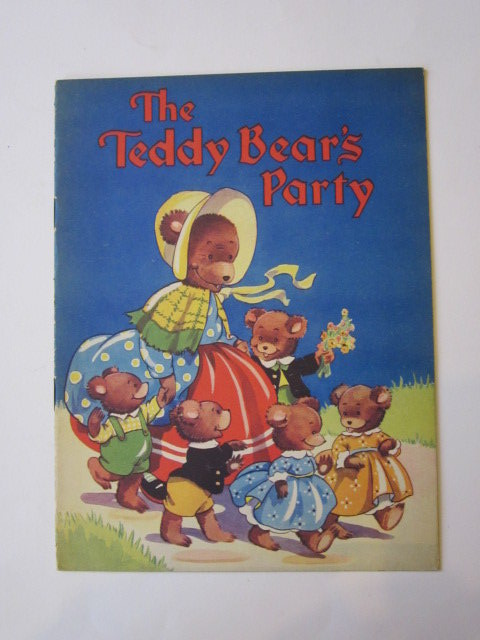 Photo of THE TEDDY BEAR'S PARTY published by Juvenile Productions Ltd. (STOCK CODE: 1307379)  for sale by Stella & Rose's Books