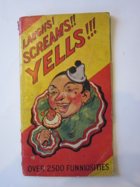 Photo of LAUGHS! SCREAMS!! YELLS!!! published by McCorquodale & Co. Ltd. (STOCK CODE: 1307388)  for sale by Stella & Rose's Books