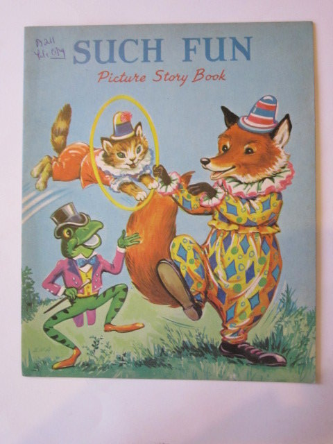 Photo of SUCH FUN PICTURE STORY BOOK published by Amex Company Ltd. (STOCK CODE: 1307397)  for sale by Stella & Rose's Books