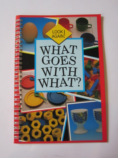 Photo of WHAT GOES WITH WHAT? written by Thomson, Ruth illustrated by Fairclough, Chris published by Franklin Watts (STOCK CODE: 1307433)  for sale by Stella & Rose's Books