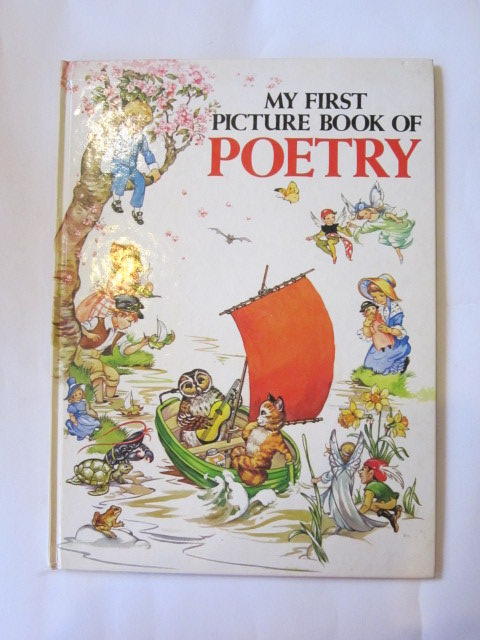 Photo of MY FIRST PICTURE BOOK OF POETRY written by Cloke, Rene illustrated by Cloke, Rene published by Award Publications (STOCK CODE: 1307549)  for sale by Stella & Rose's Books