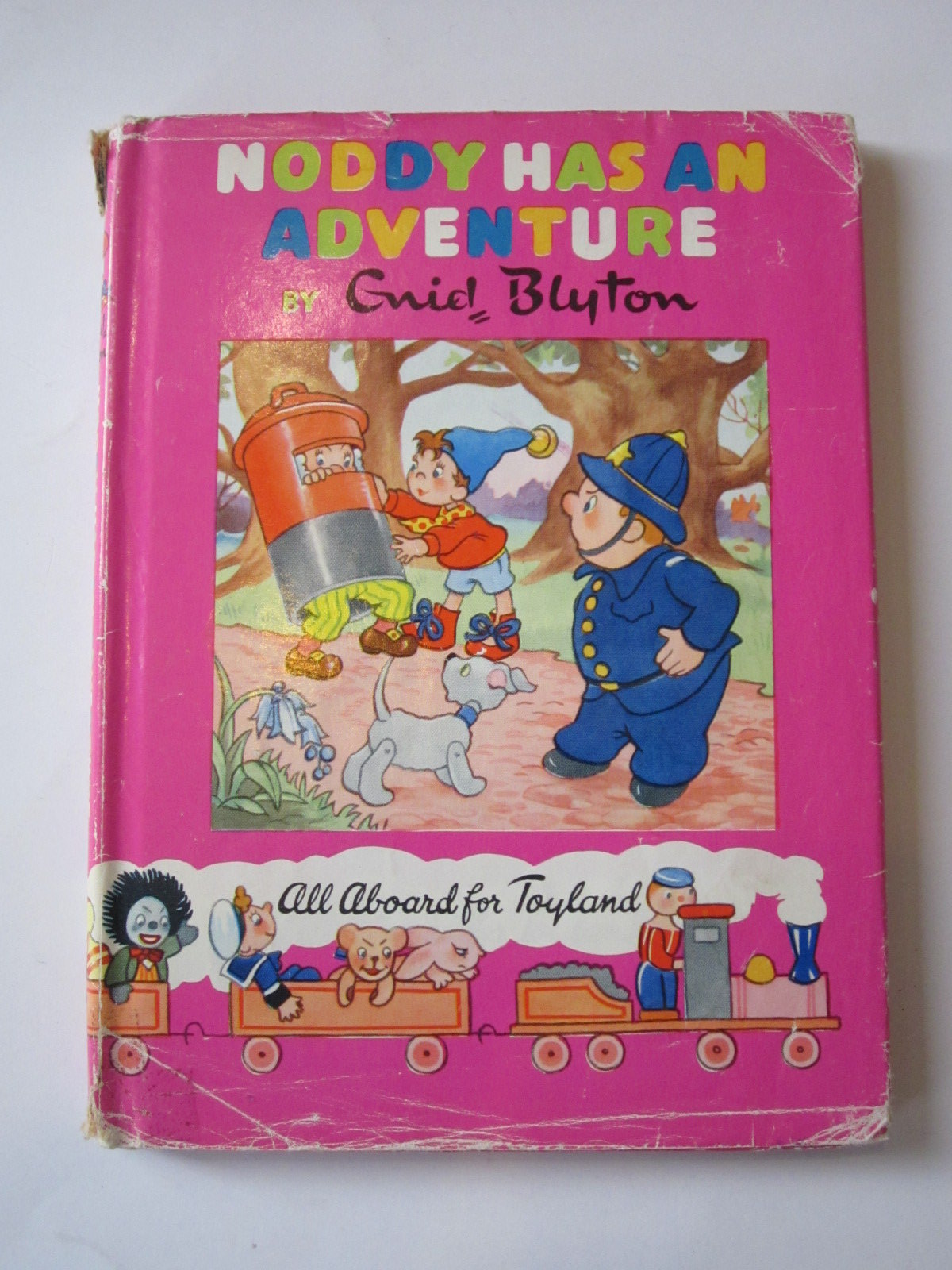 Photo of NODDY HAS AN ADVENTURE- Stock Number: 1307639