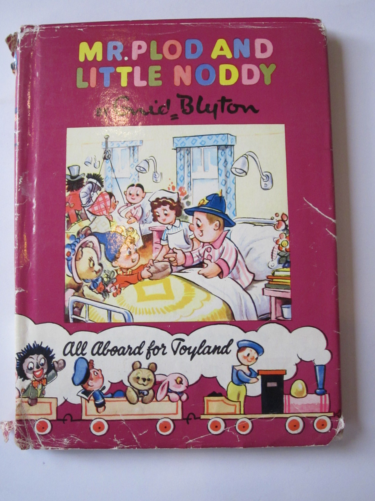 Photo of MR. PLOD AND LITTLE NODDY- Stock Number: 1307645