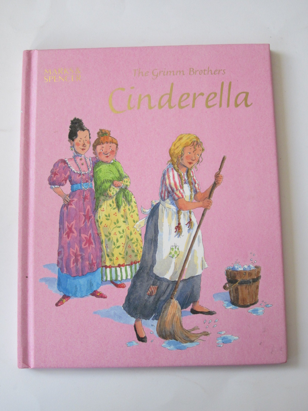 cinderella by brothers grimm Cinderella: in the brothers grimm version, one of cinderella's evil stepsisters cuts off her toes, and the other her heel so they can both fit into the.