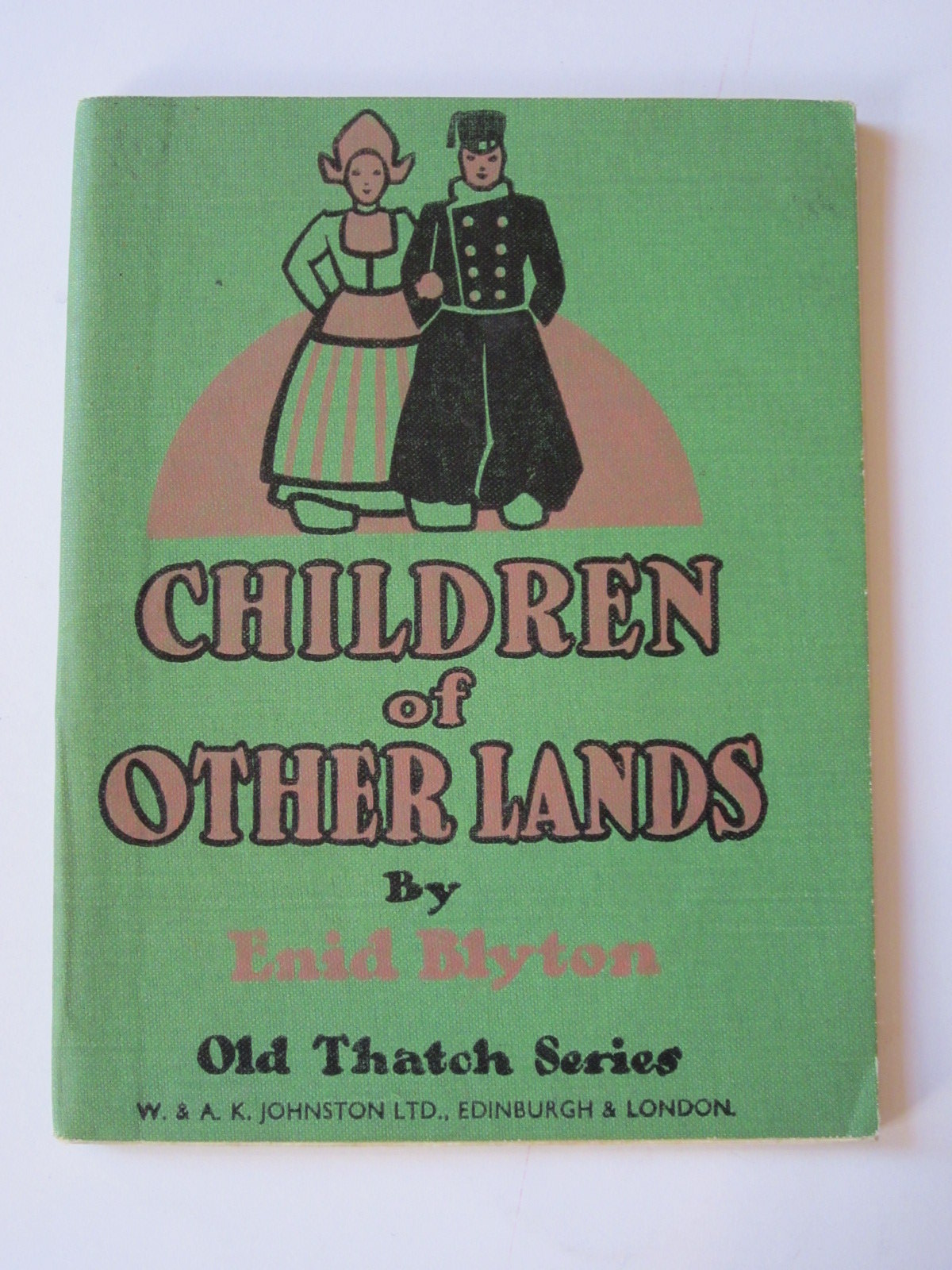 Photo of CHILDREN OF OTHER LANDS written by Blyton, Enid published by W. & A.K. Johnston Limited (STOCK CODE: 1307876)  for sale by Stella & Rose's Books