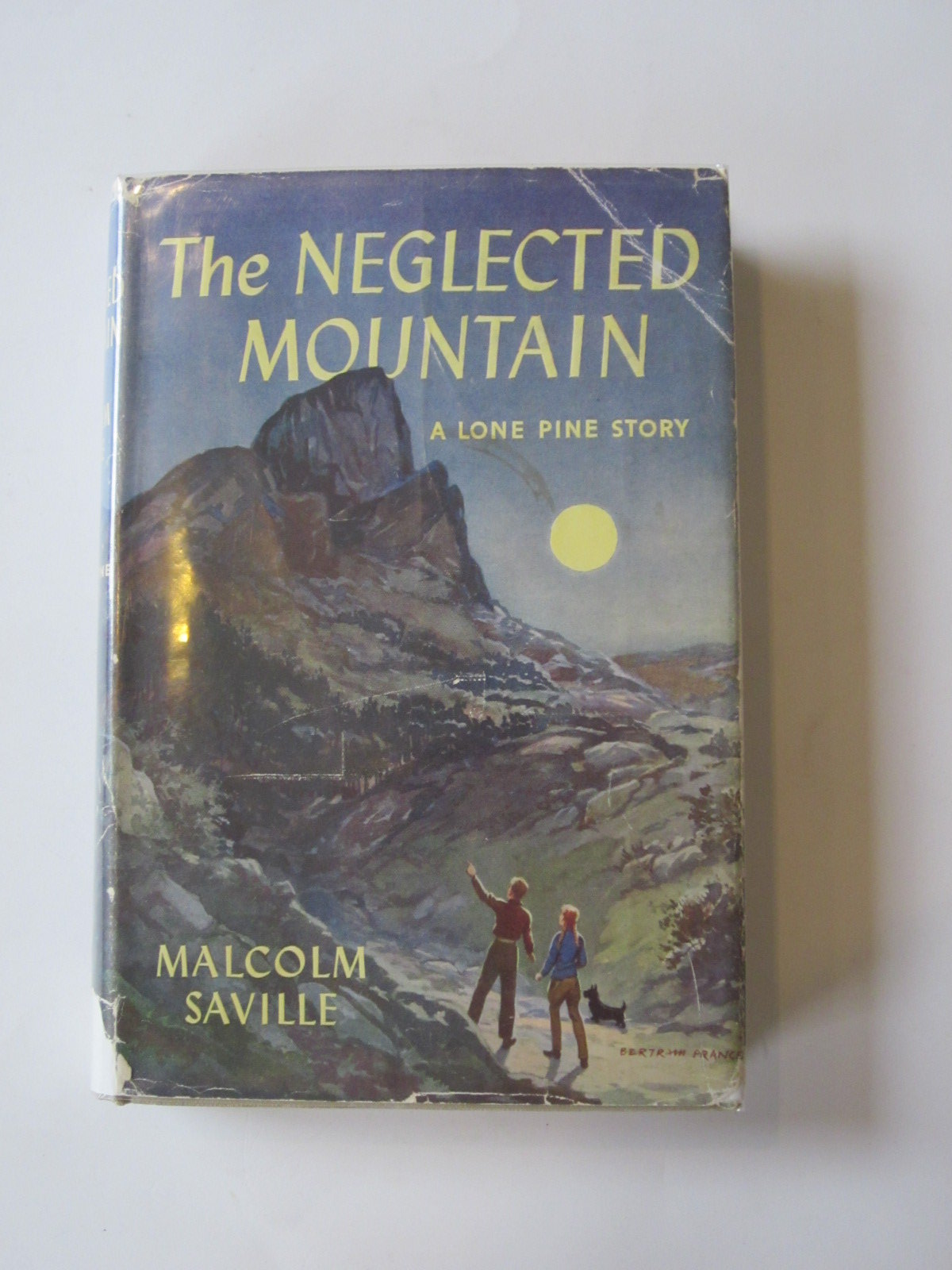 Photo of THE NEGLECTED MOUNTAIN written by Saville, Malcolm illustrated by Prance, Bertram published by George Newnes Ltd. (STOCK CODE: 1308243)  for sale by Stella & Rose's Books