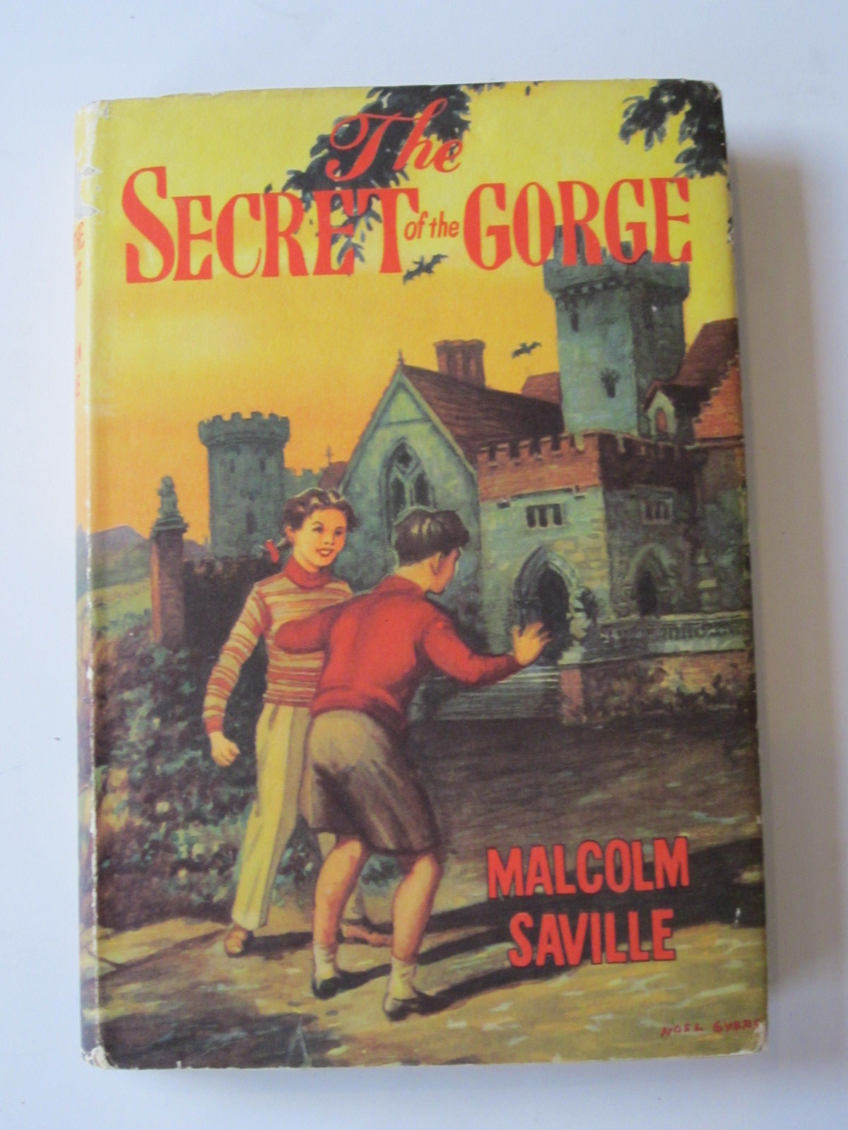 Photo of THE SECRET OF THE GORGE written by Saville, Malcolm published by The Children's Book Club (STOCK CODE: 1308245)  for sale by Stella & Rose's Books