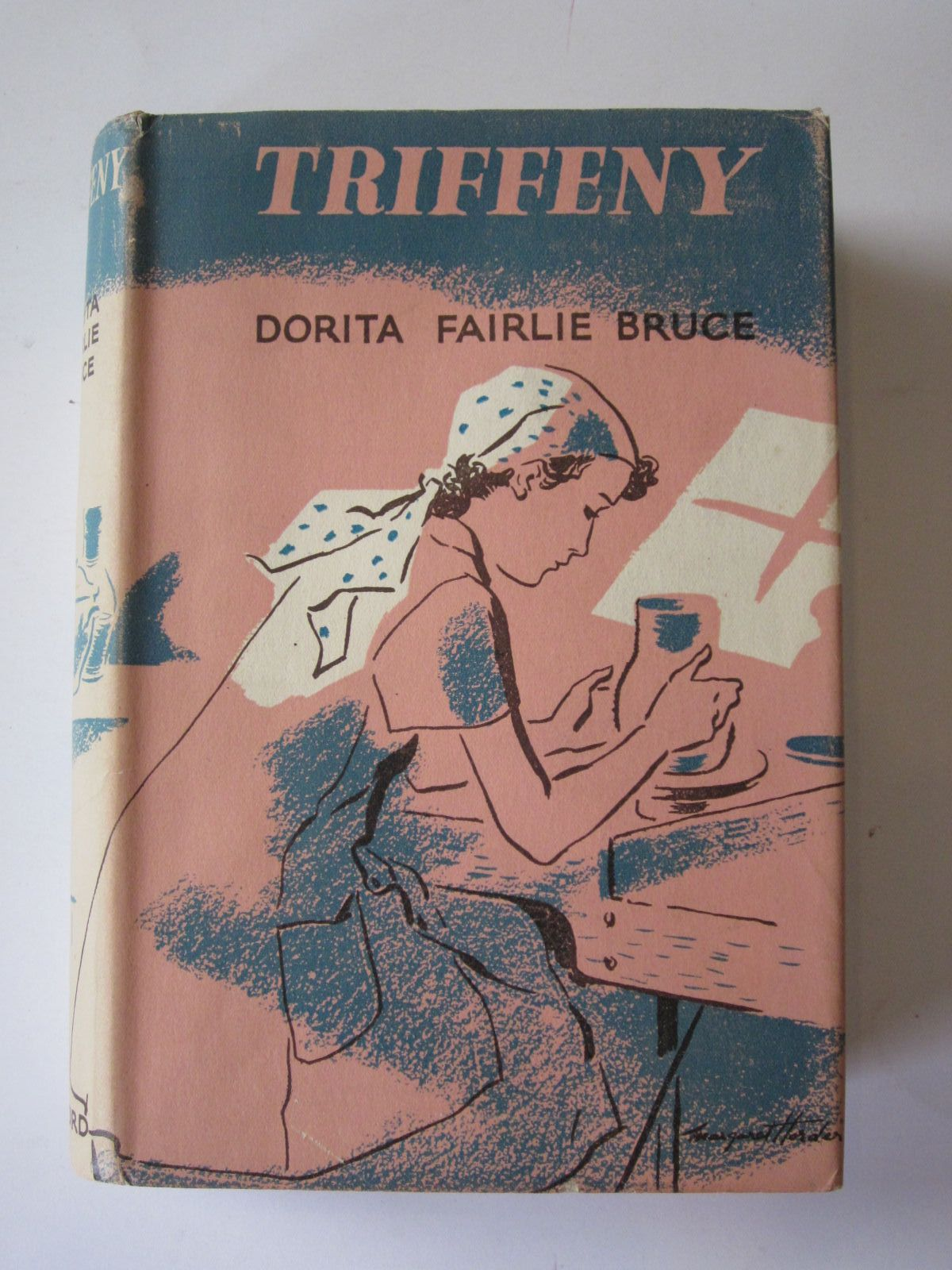 Photo of TRIFFENY written by Bruce, Dorita Fairlie illustrated by Horder, Margaret published by Oxford University Press, Geoffrey Cumberlege (STOCK CODE: 1308506)  for sale by Stella & Rose's Books