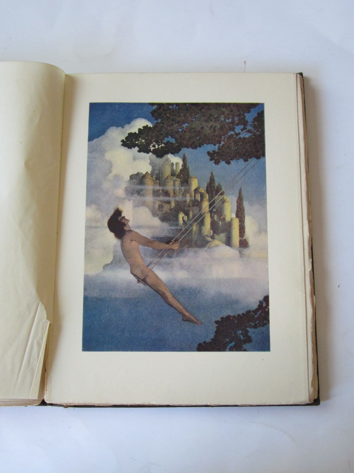 Photo of POEMS OF CHILDHOOD written by Field, Eugene illustrated by Parrish, Maxfield published by Charles Scribner's Sons (STOCK CODE: 1308783)  for sale by Stella & Rose's Books
