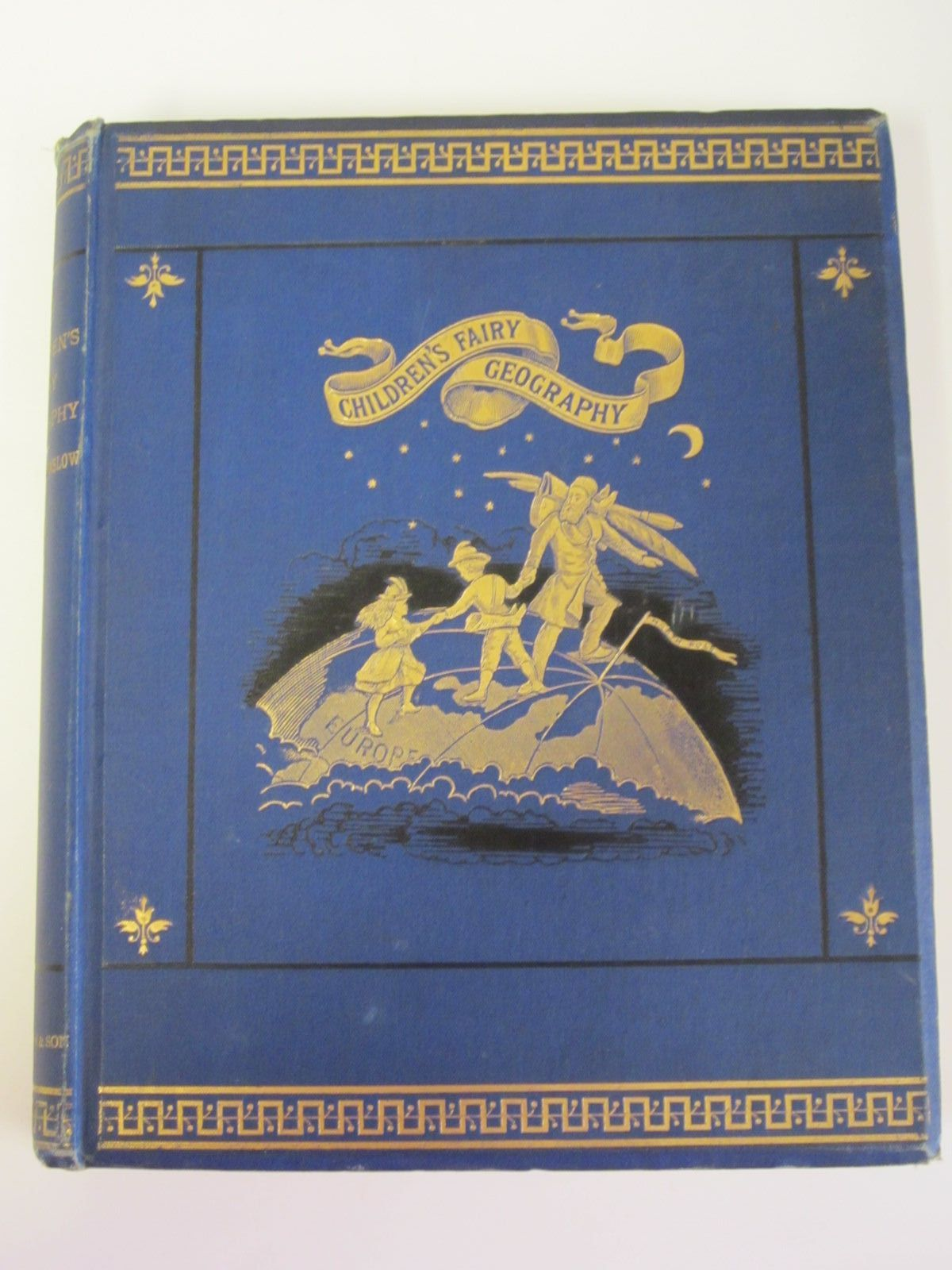 Photo of THE CHILDREN'S FAIRY GEOGRAPHY written by Winslow, Forbes published by W. Skeffington & Son (STOCK CODE: 1308967)  for sale by Stella & Rose's Books